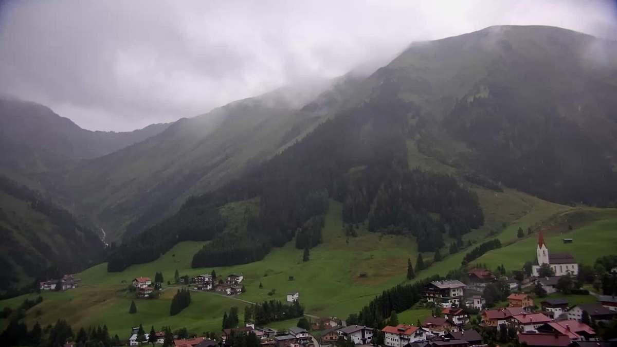 St. Anton am Arlberg Mon. 12:25