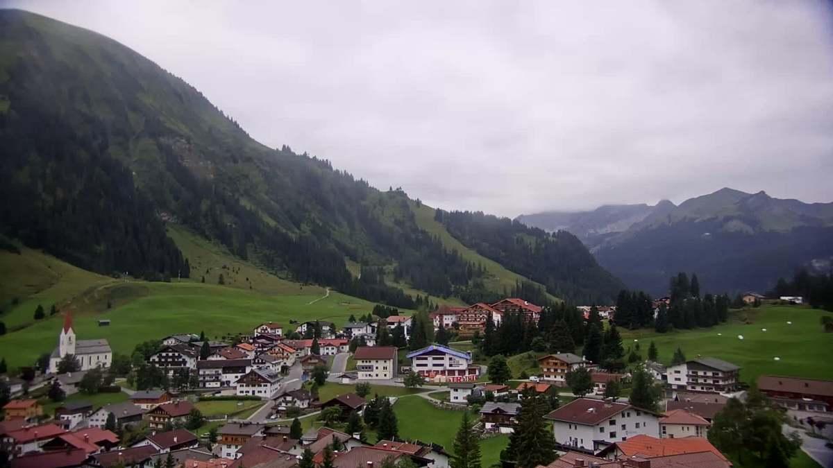 St. Anton am Arlberg Sun. 17:25