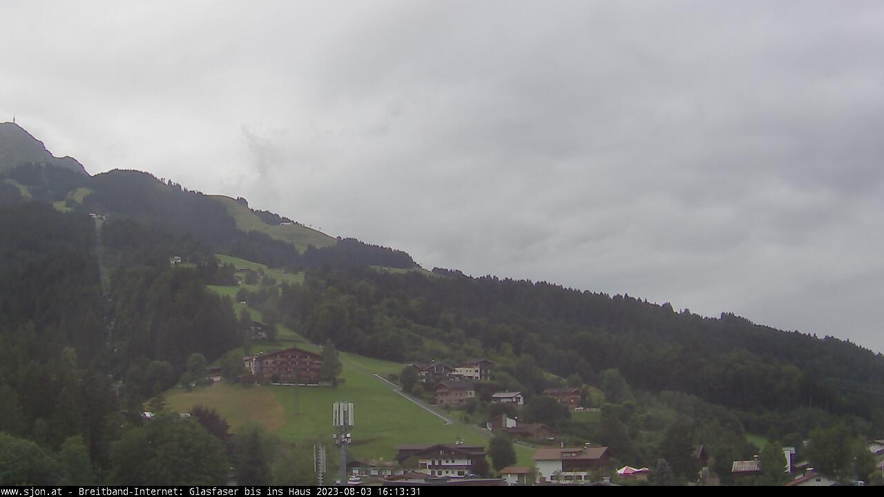 St. Johann in Tirol Wed. 16:10