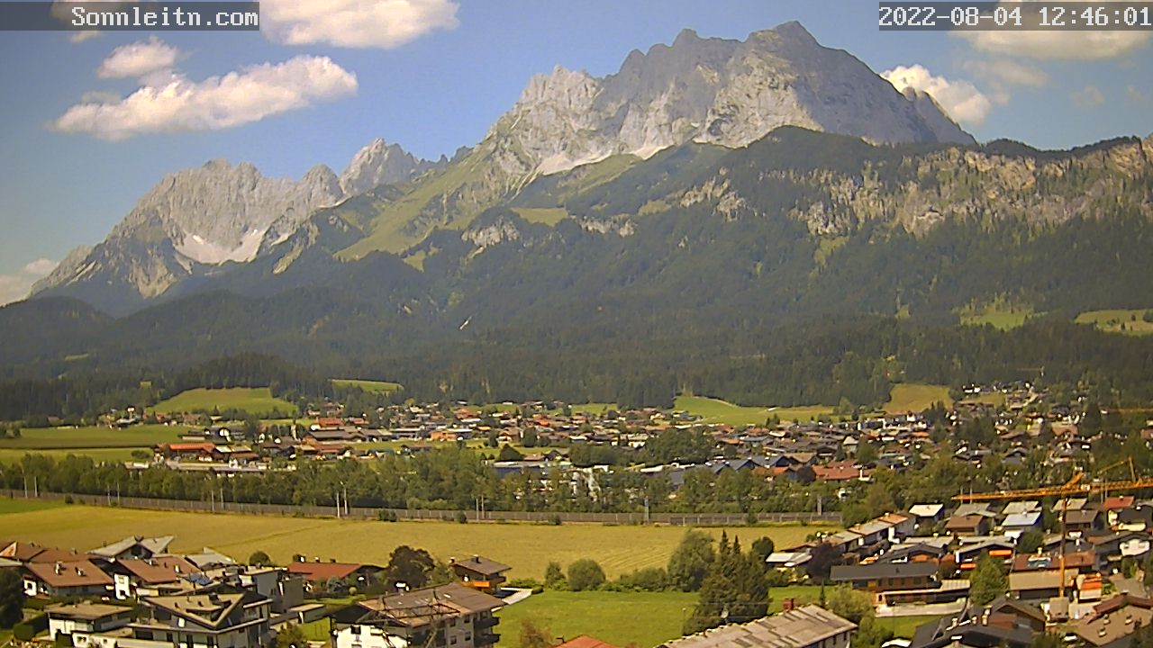 Sinnesberger st johann in tirol webcam