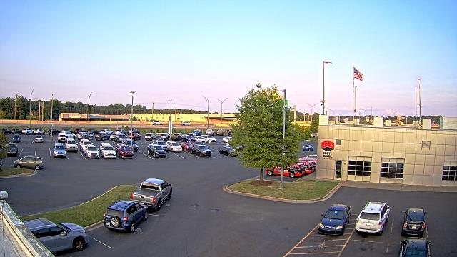 Stallings, North Carolina Tue. 19:54