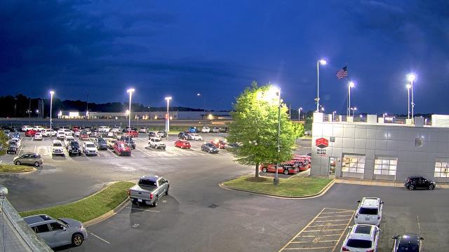 Stallings, North Carolina Tue. 20:54