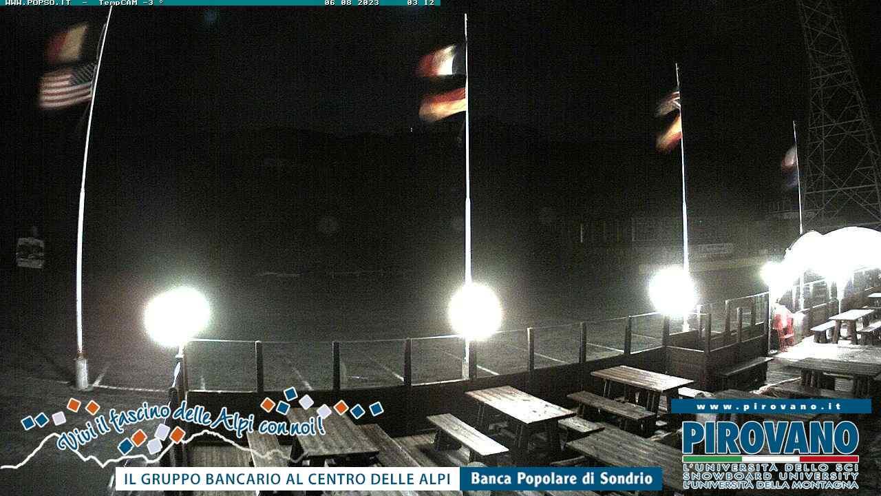 Stelvio Pass Tue. 03:17