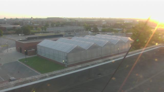 Stillwater, Oklahoma Thu. 07:01