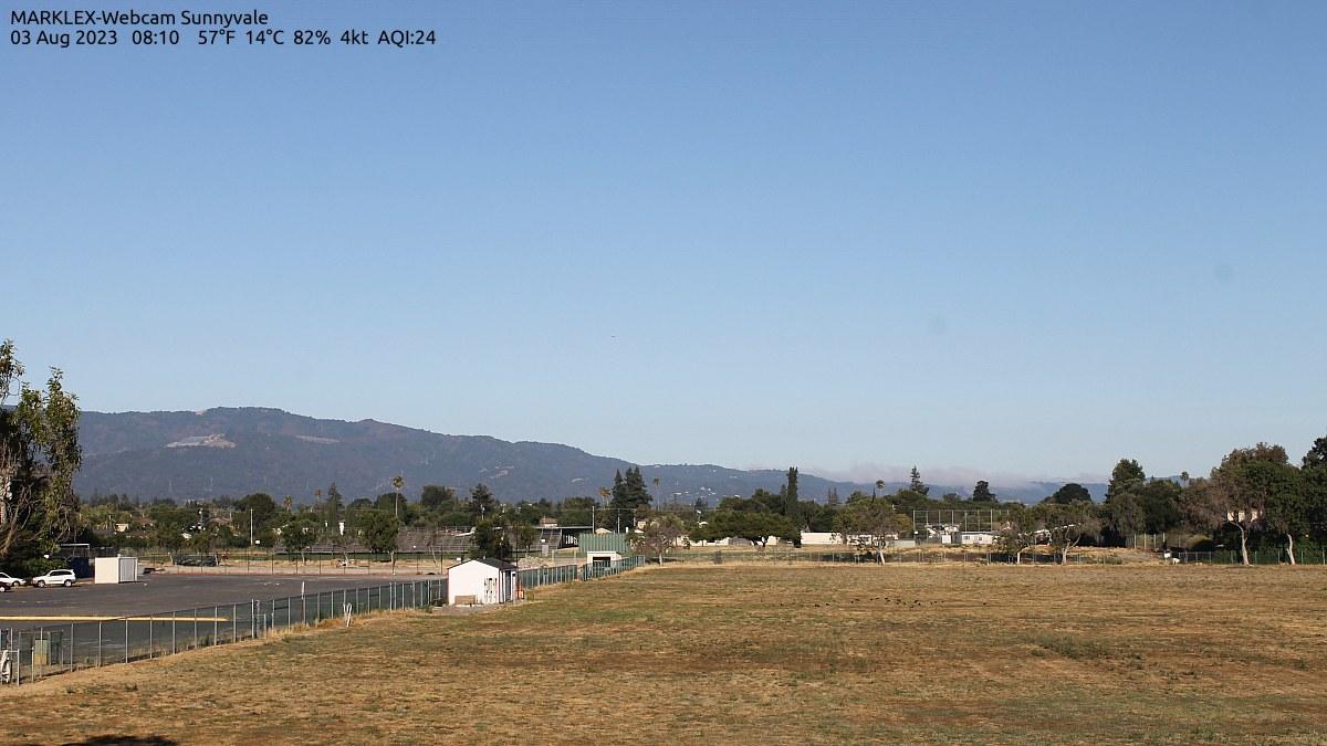 Sunnyvale, California Thu. 08:13
