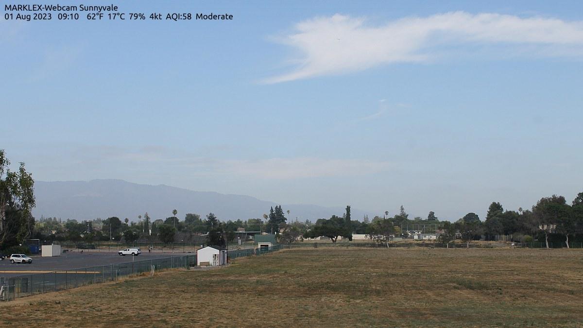 Sunnyvale, California Thu. 09:13