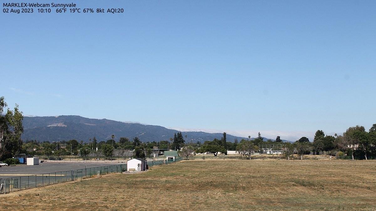 Sunnyvale, California Thu. 10:13