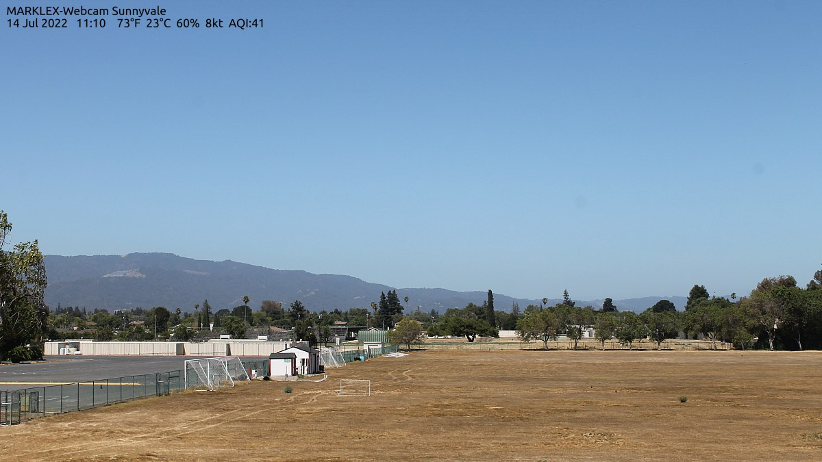Sunnyvale, California Thu. 11:13
