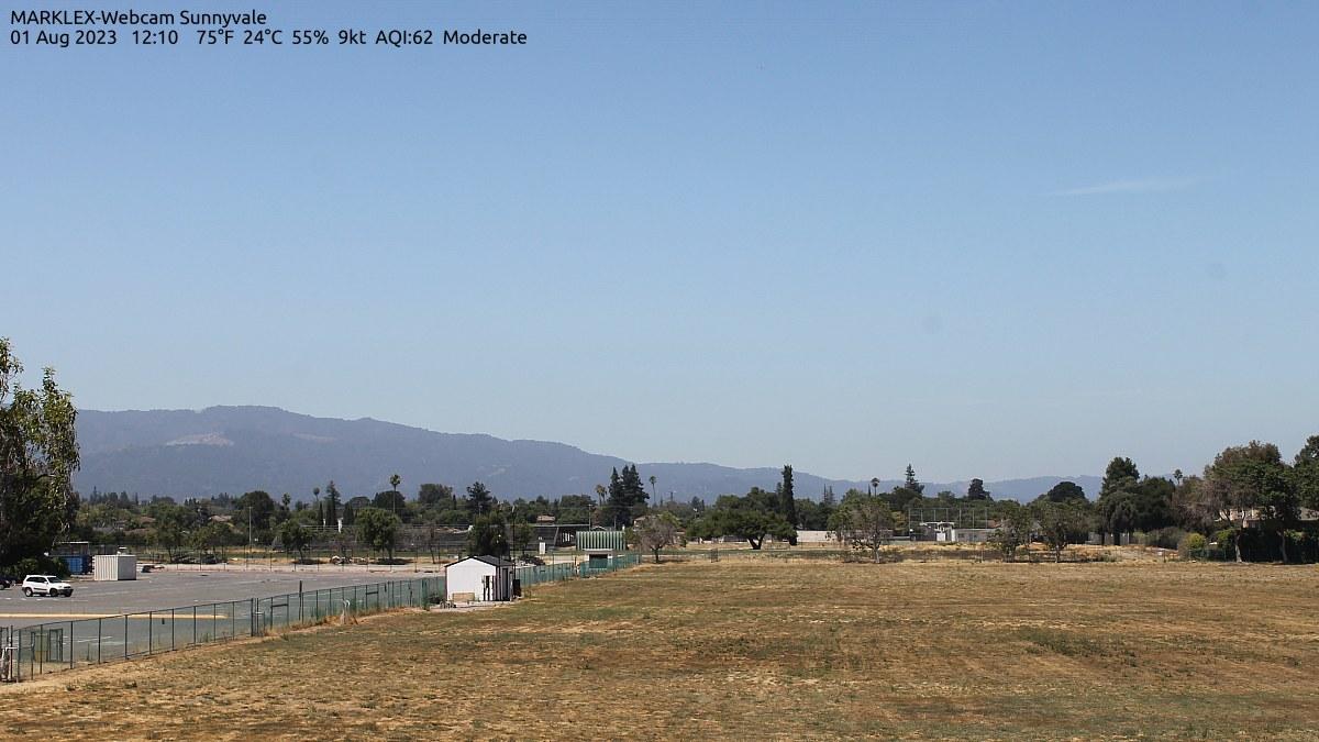 Sunnyvale, California Thu. 12:13