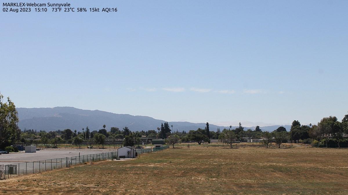 Sunnyvale, California Thu. 15:13