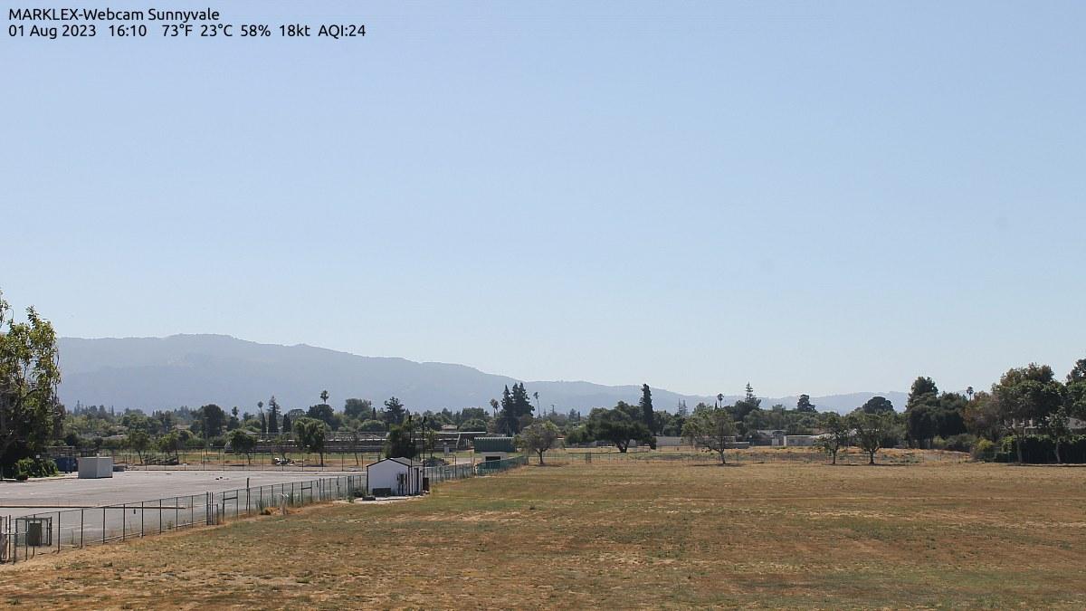 Sunnyvale, California Thu. 16:13