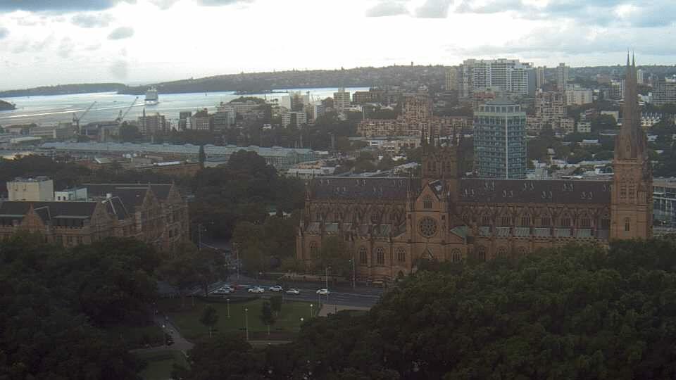 Webcam Sydney 98