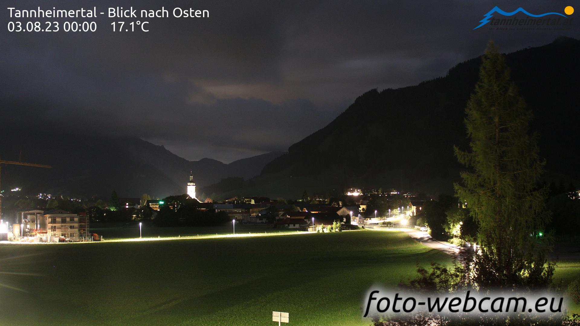 Tannheim Wed. 00:32