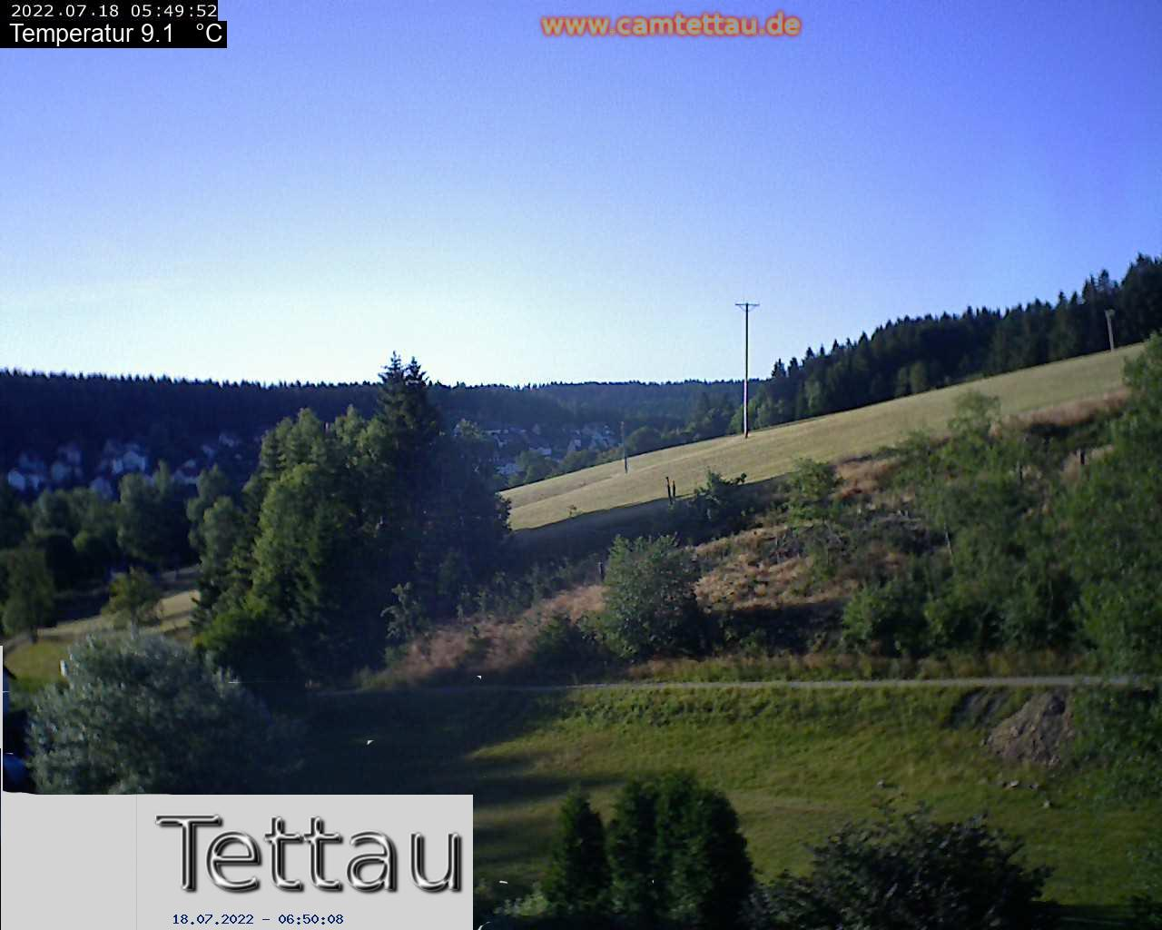 Tettau (Bavaria) Tue. 06:55