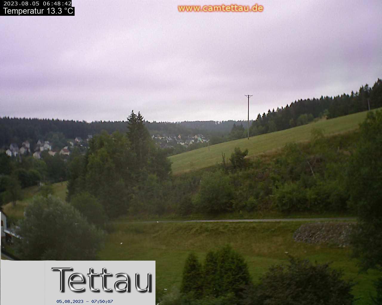 Tettau (Bavaria) Tue. 07:55