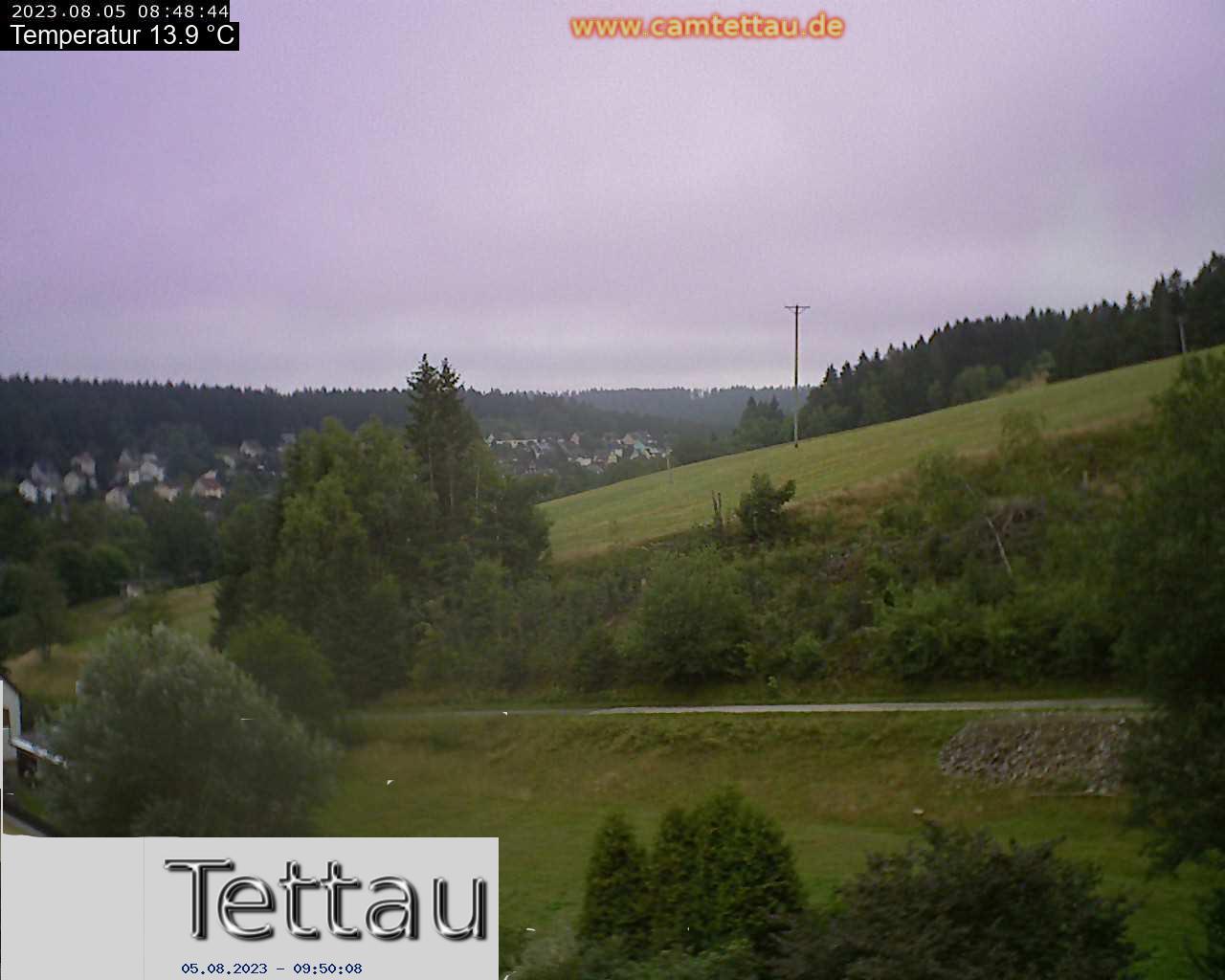 Tettau (Bavaria) Tue. 09:55