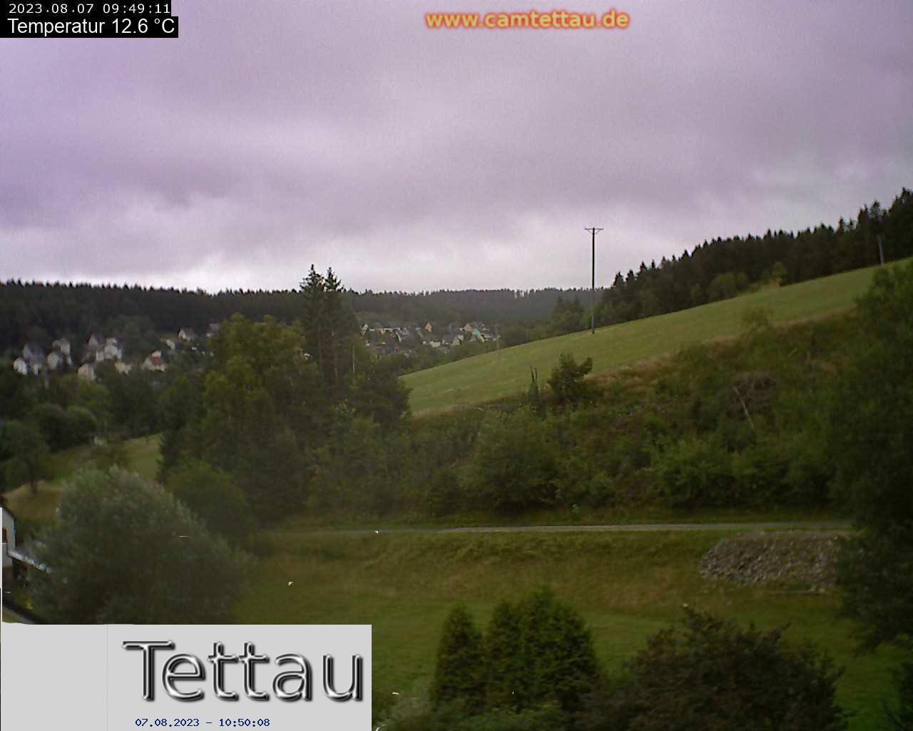 Tettau (Bavaria) Tue. 10:55
