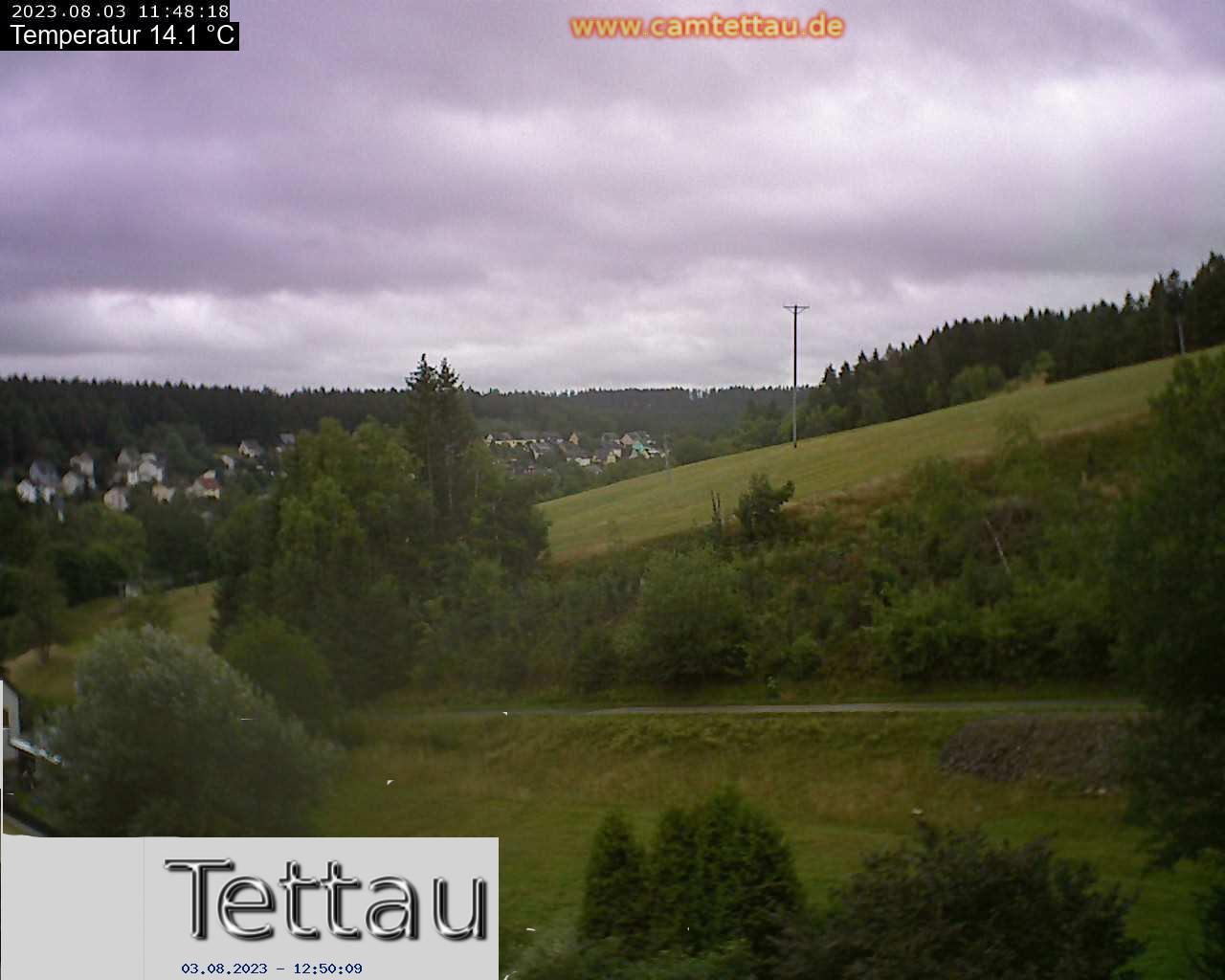 Tettau (Bavaria) Tue. 12:55