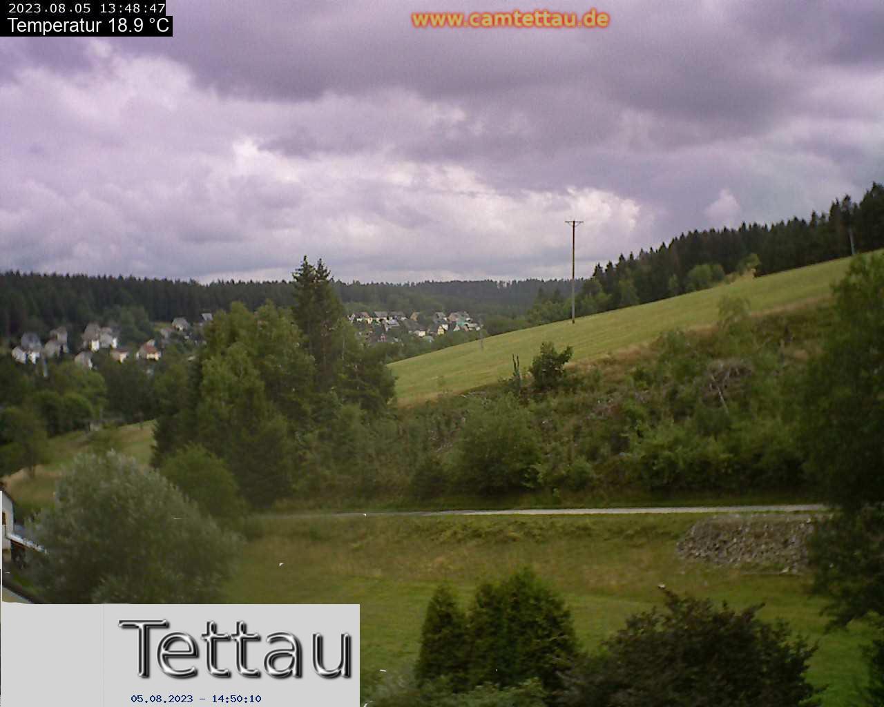 Tettau (Bavaria) Tue. 14:55
