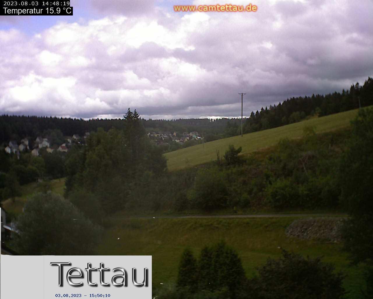 Tettau (Bavaria) Tue. 15:55