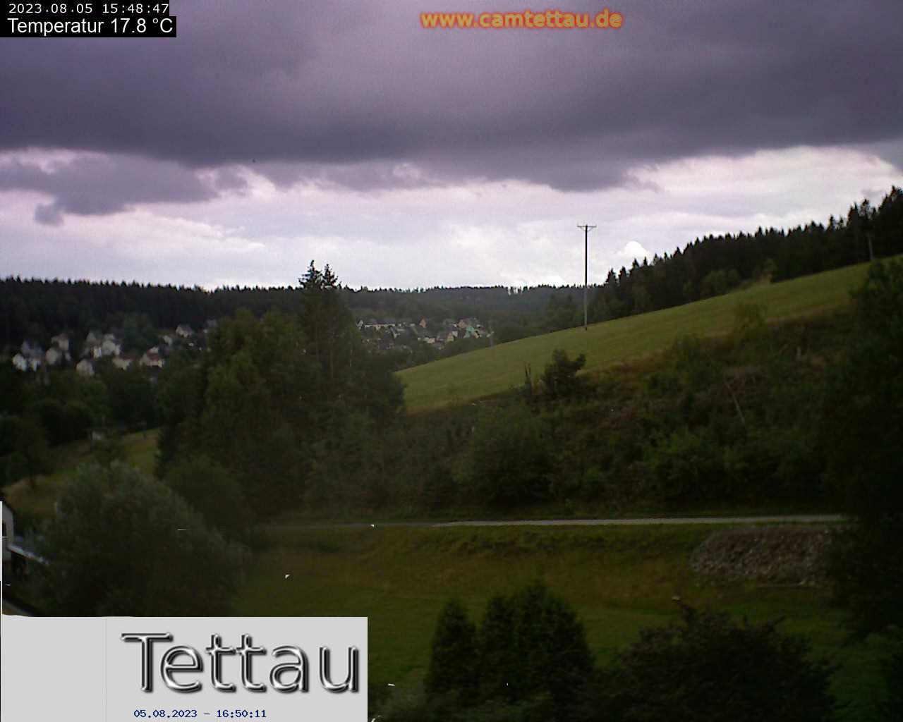 Tettau (Bavaria) Tue. 16:55