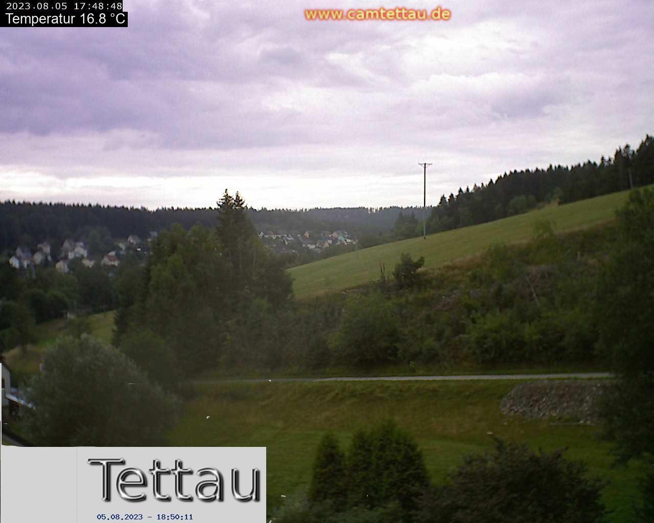 Tettau (Bavaria) Mon. 18:55