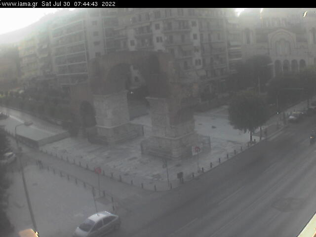 Thessaloniki Do. 07:45