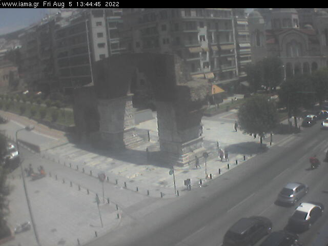 Thessaloniki Do. 13:45