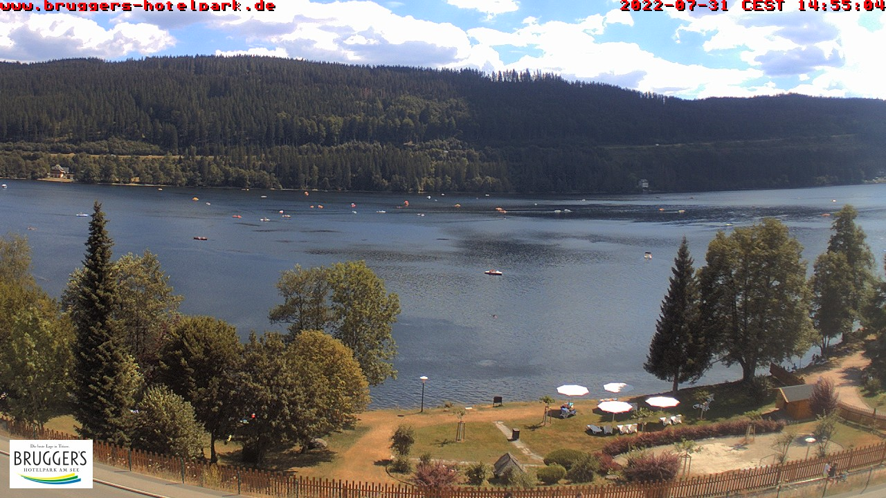 Titisee Wetter