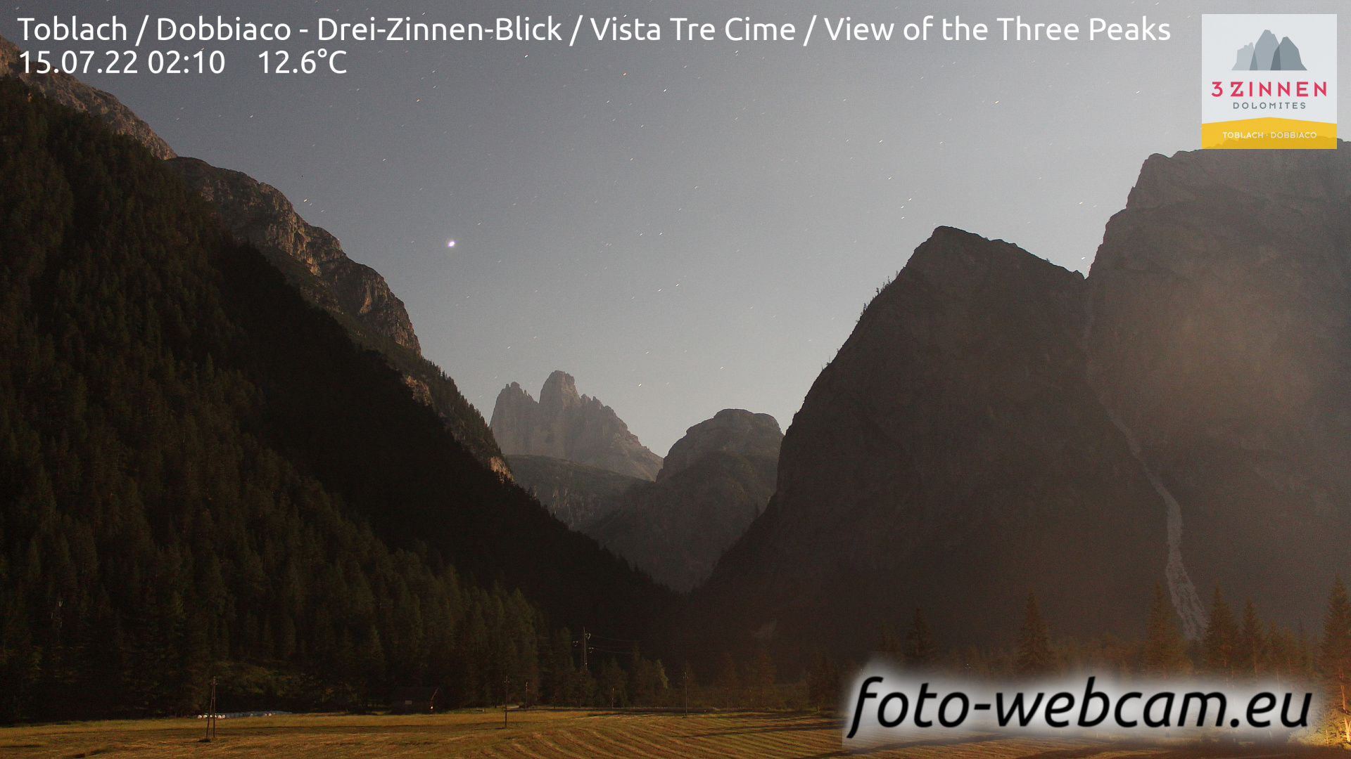 Toblach (Dolomiten) Do. 02:27