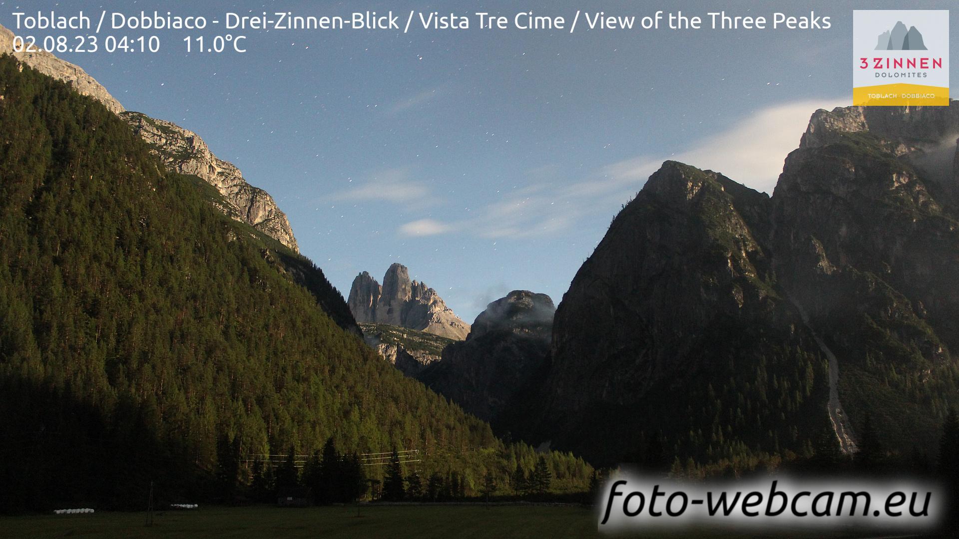 Toblach (Dolomiten) Do. 04:27