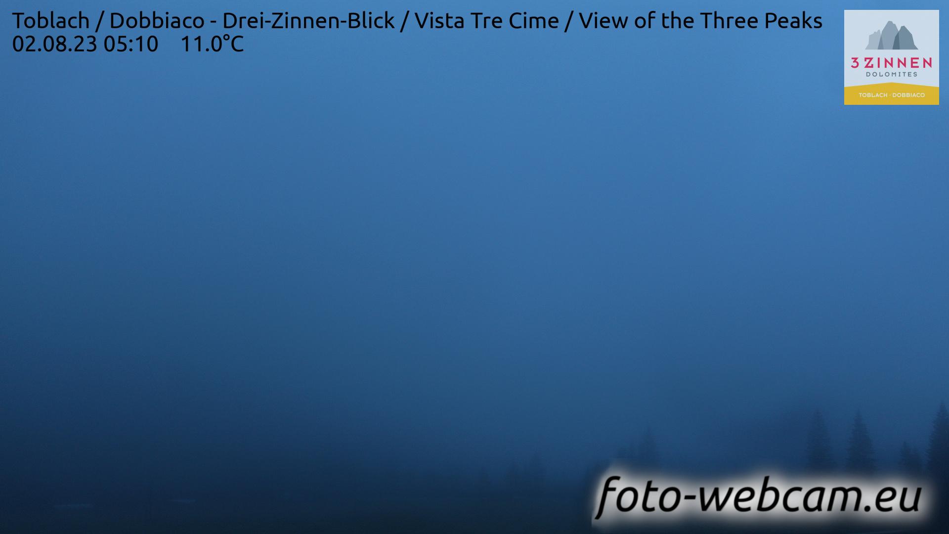 Toblach (Dolomiten) Do. 05:27
