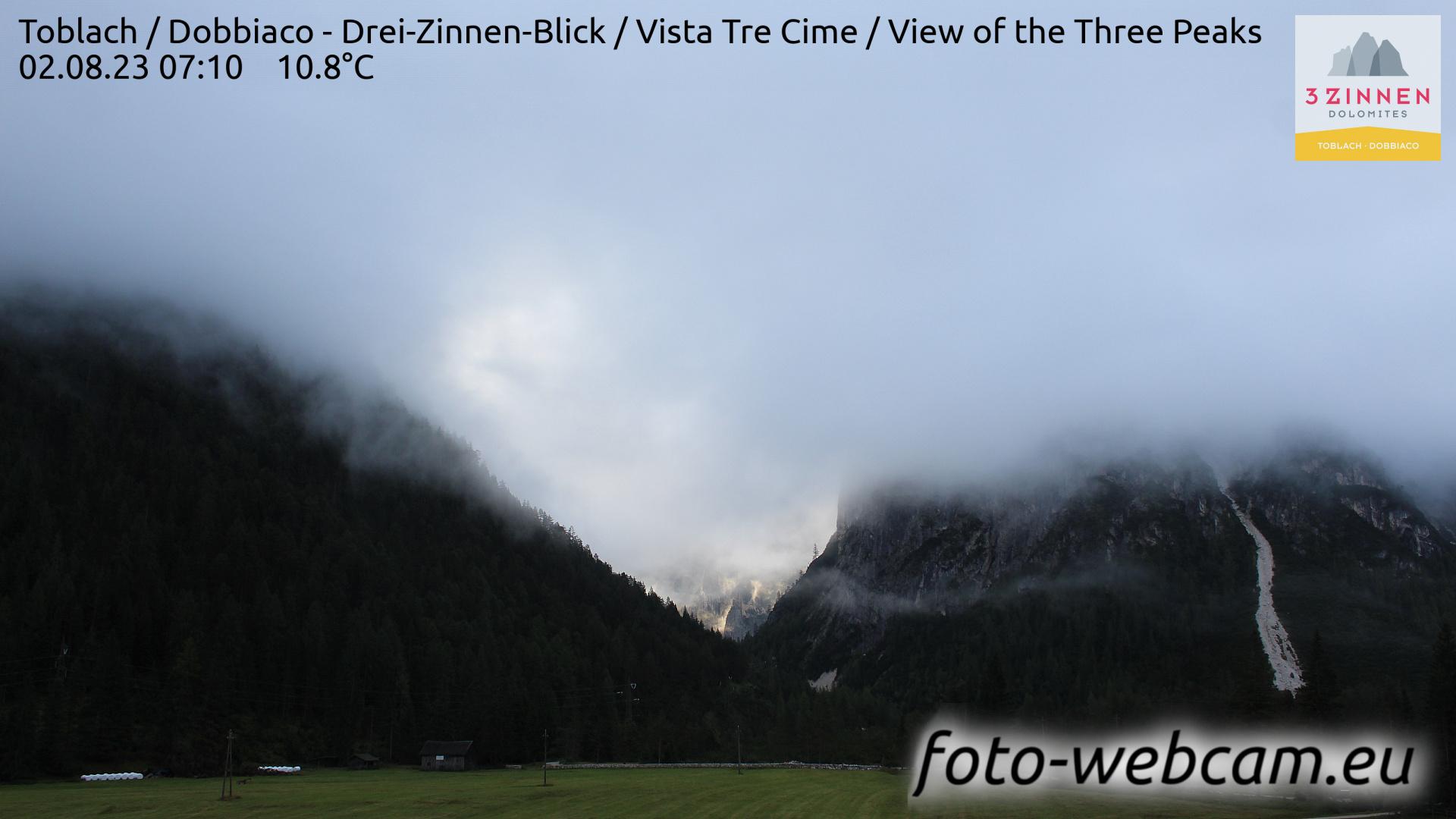 Toblach (Dolomiten) Do. 07:27