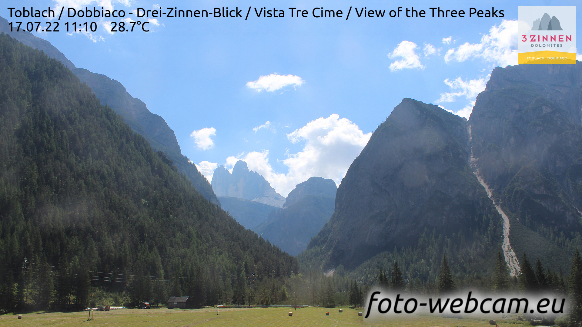 Toblach (Dolomiten) Do. 11:27