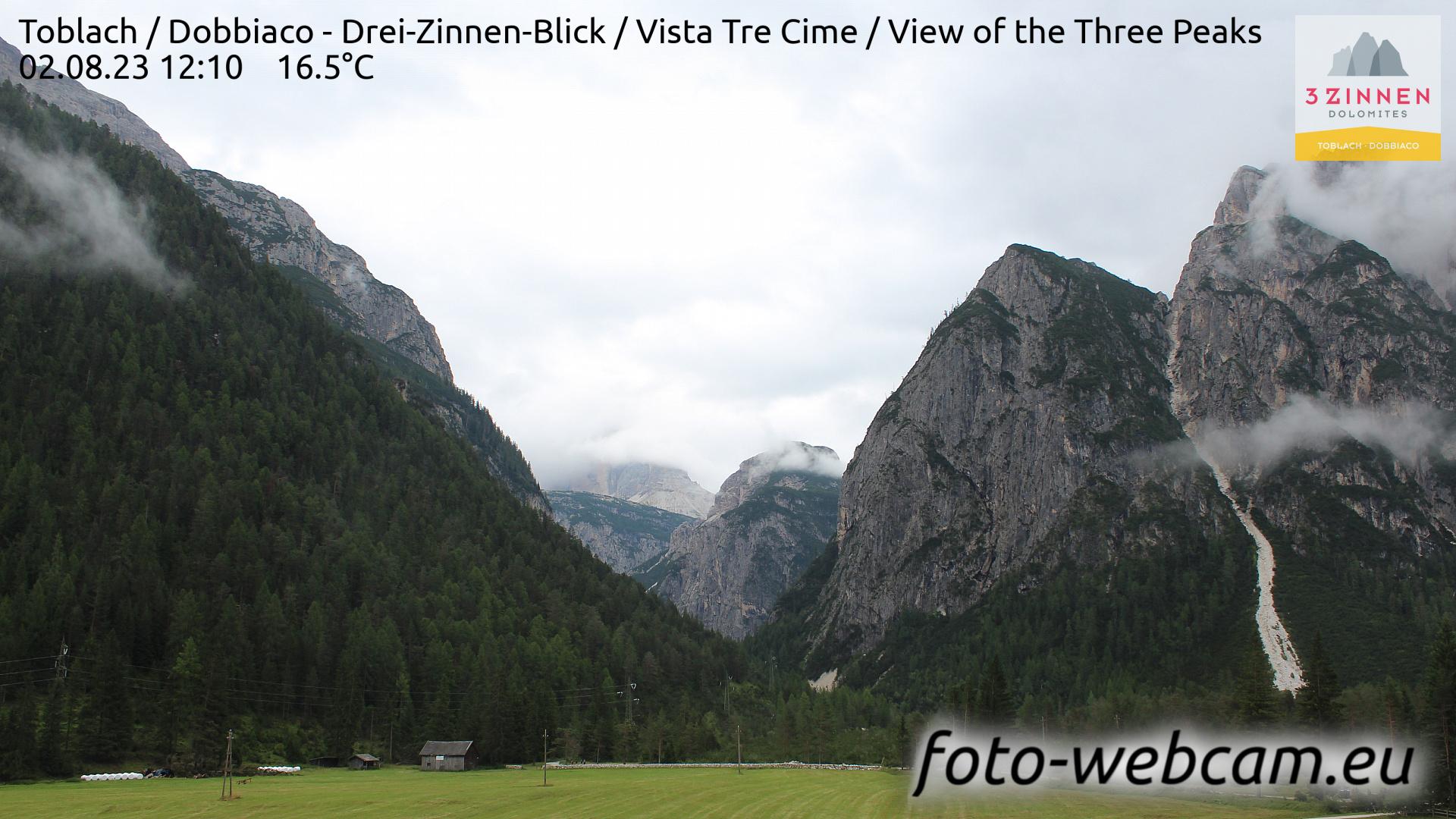Toblach (Dolomiten) Do. 12:27