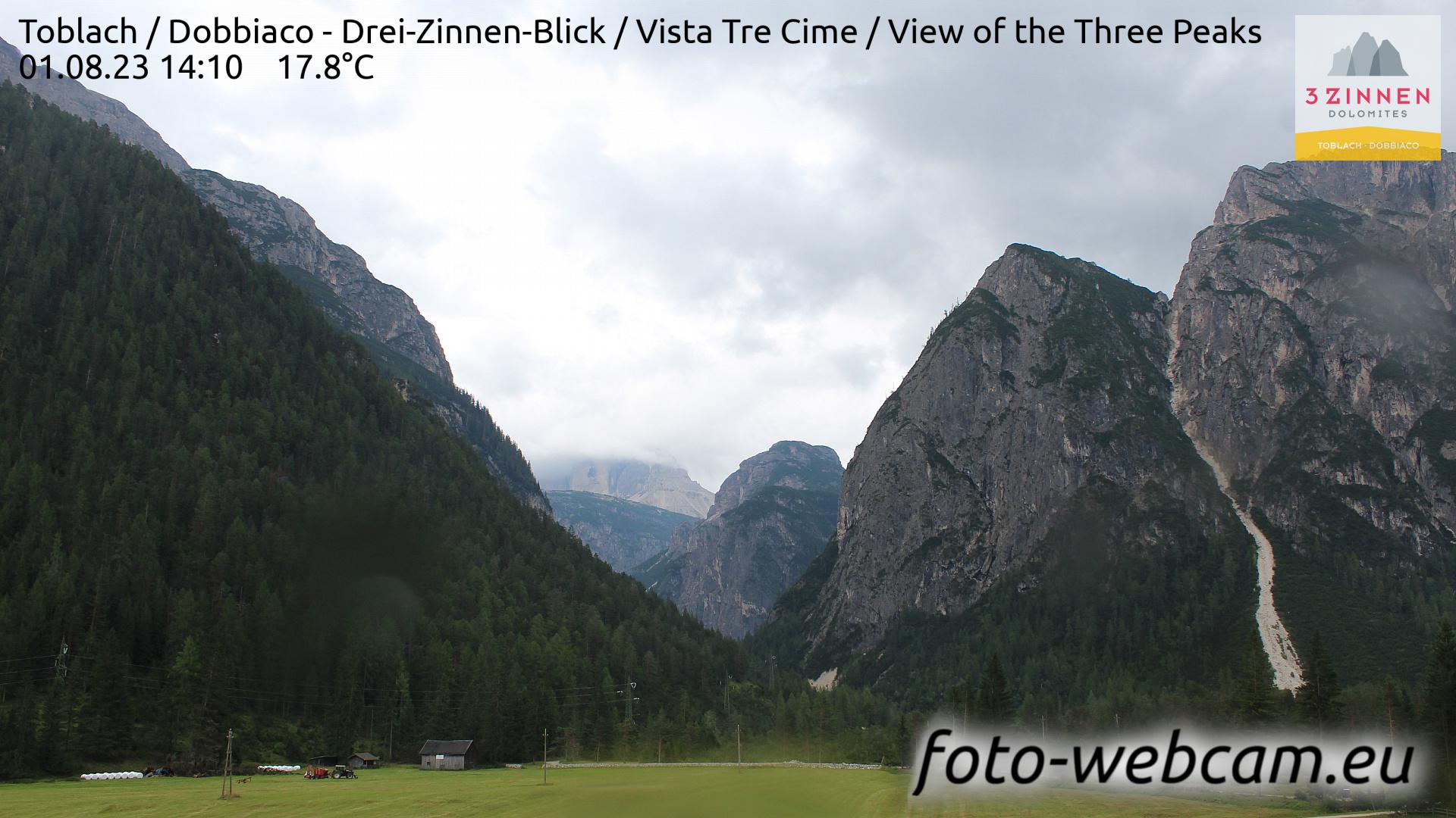 Toblach (Dolomiten) Do. 14:27
