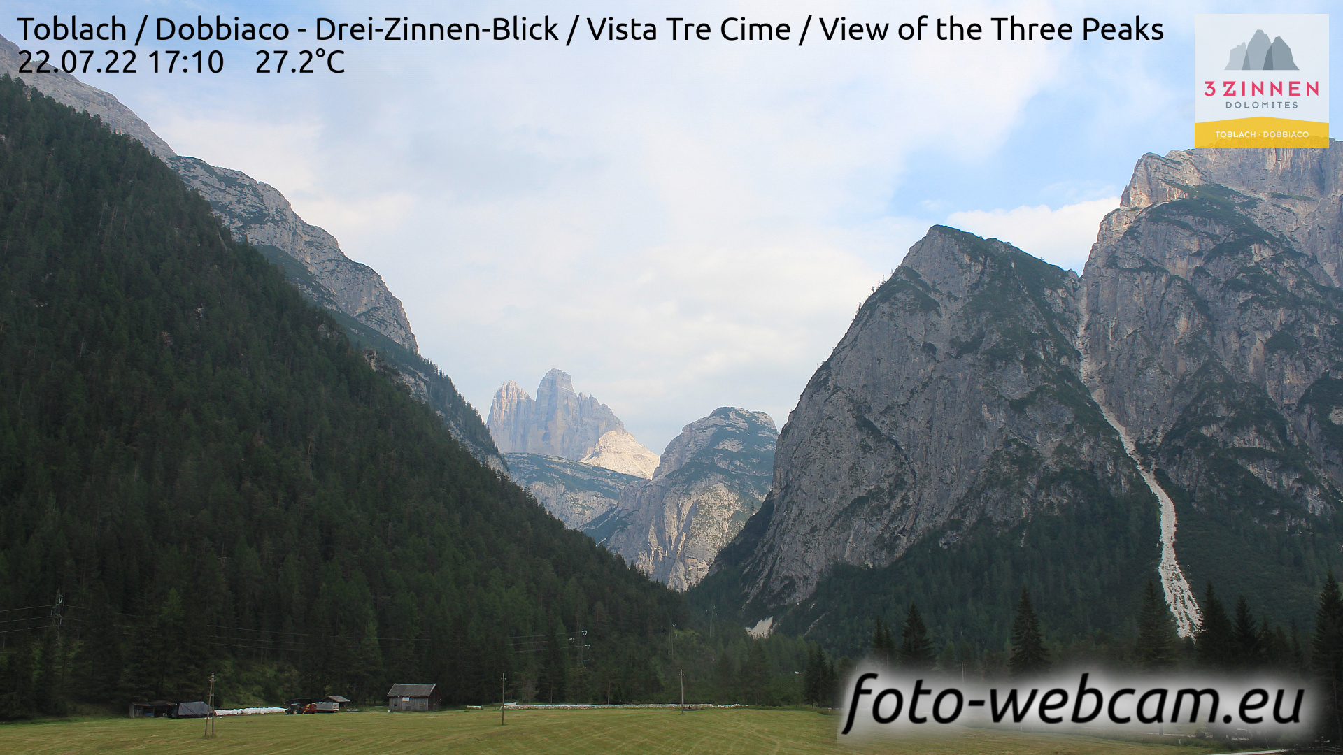 Toblach (Dolomiten) Do. 17:27