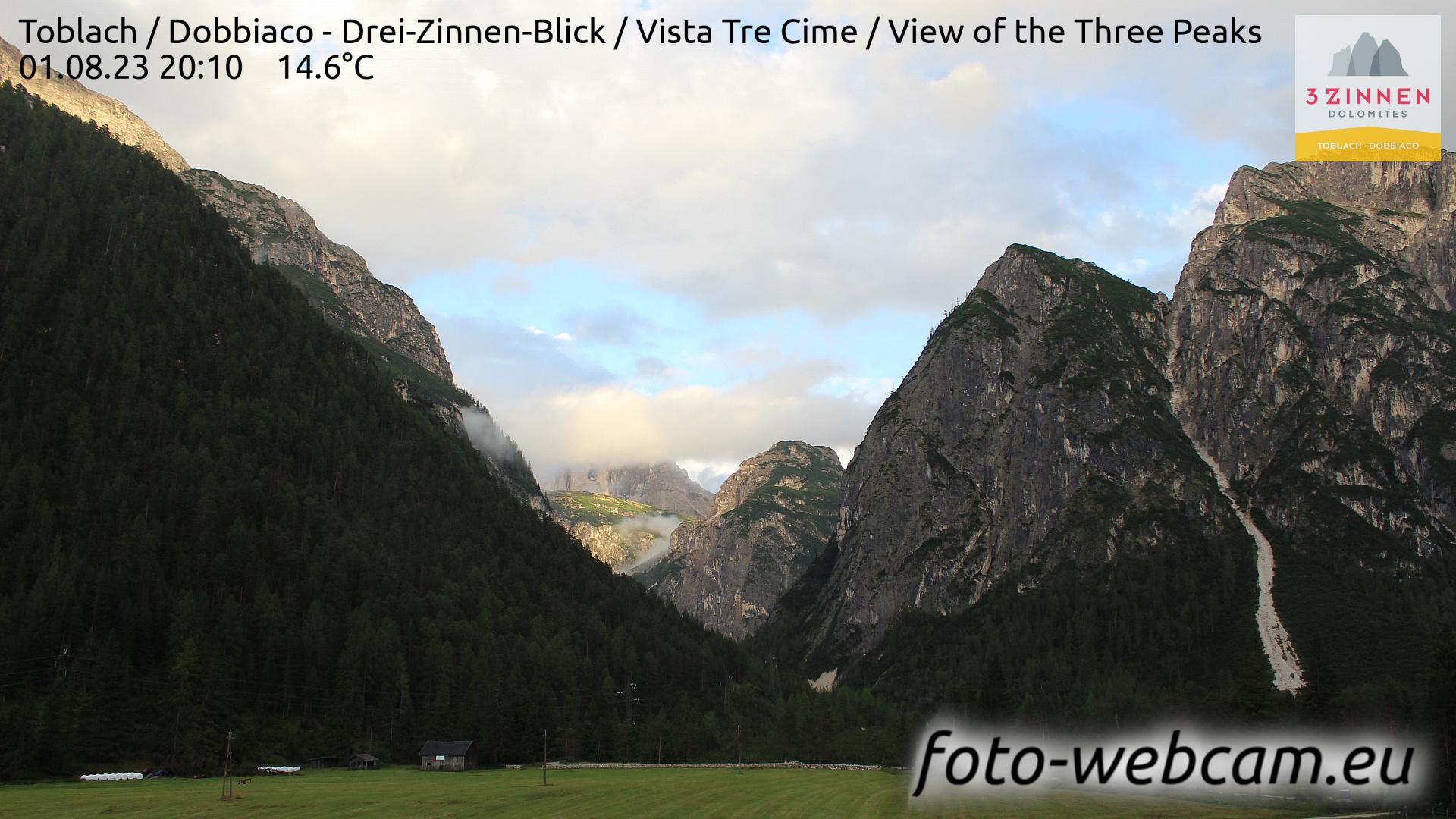 Toblach (Dolomiten) Do. 20:27