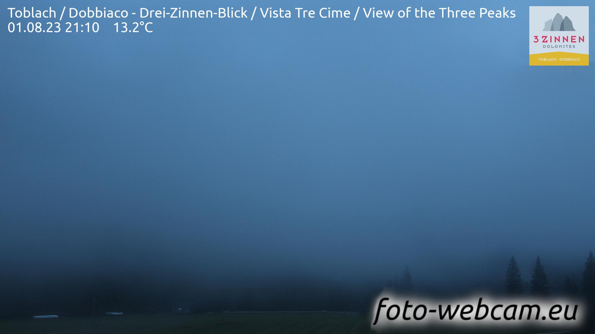 Toblach (Dolomiten) Do. 21:27