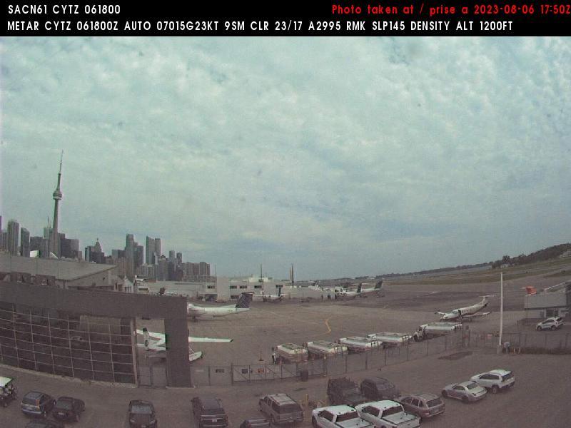 Webcam Toronto 93