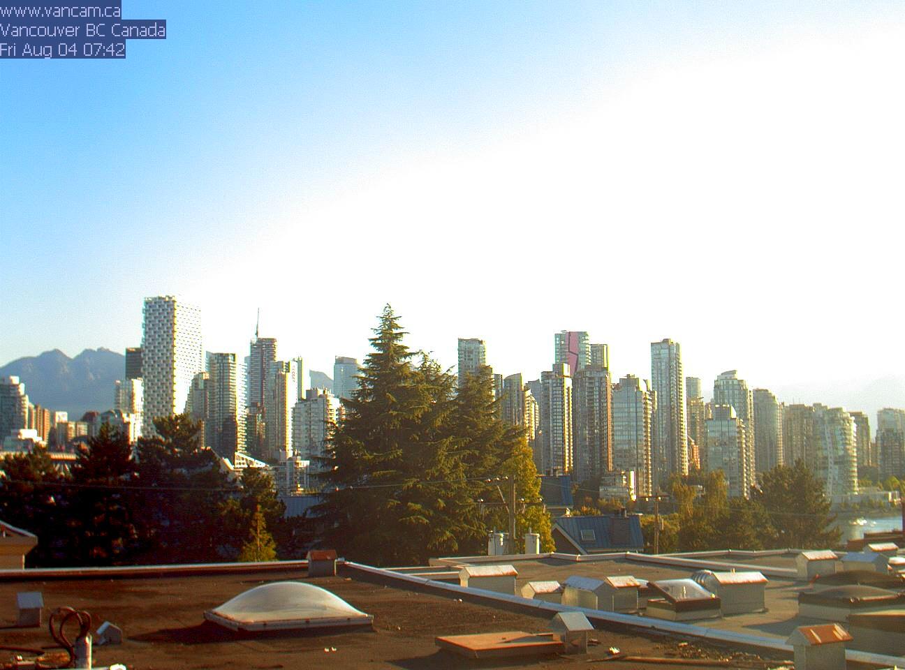Vancouver Sa. 07:45
