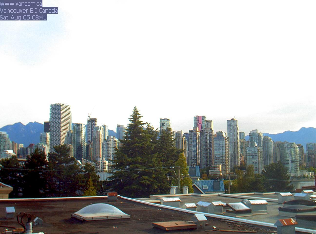 Vancouver Sa. 08:45