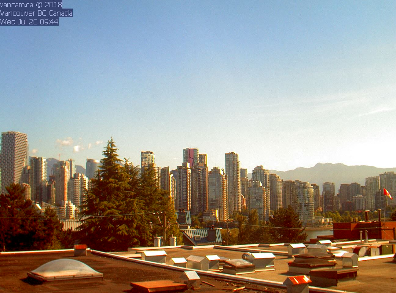 Vancouver Sa. 09:45