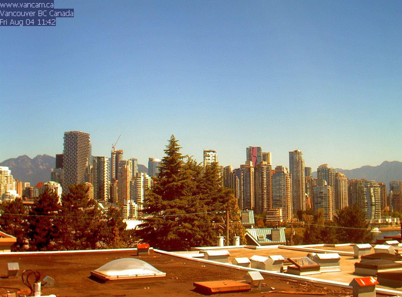 Vancouver Sa. 11:45