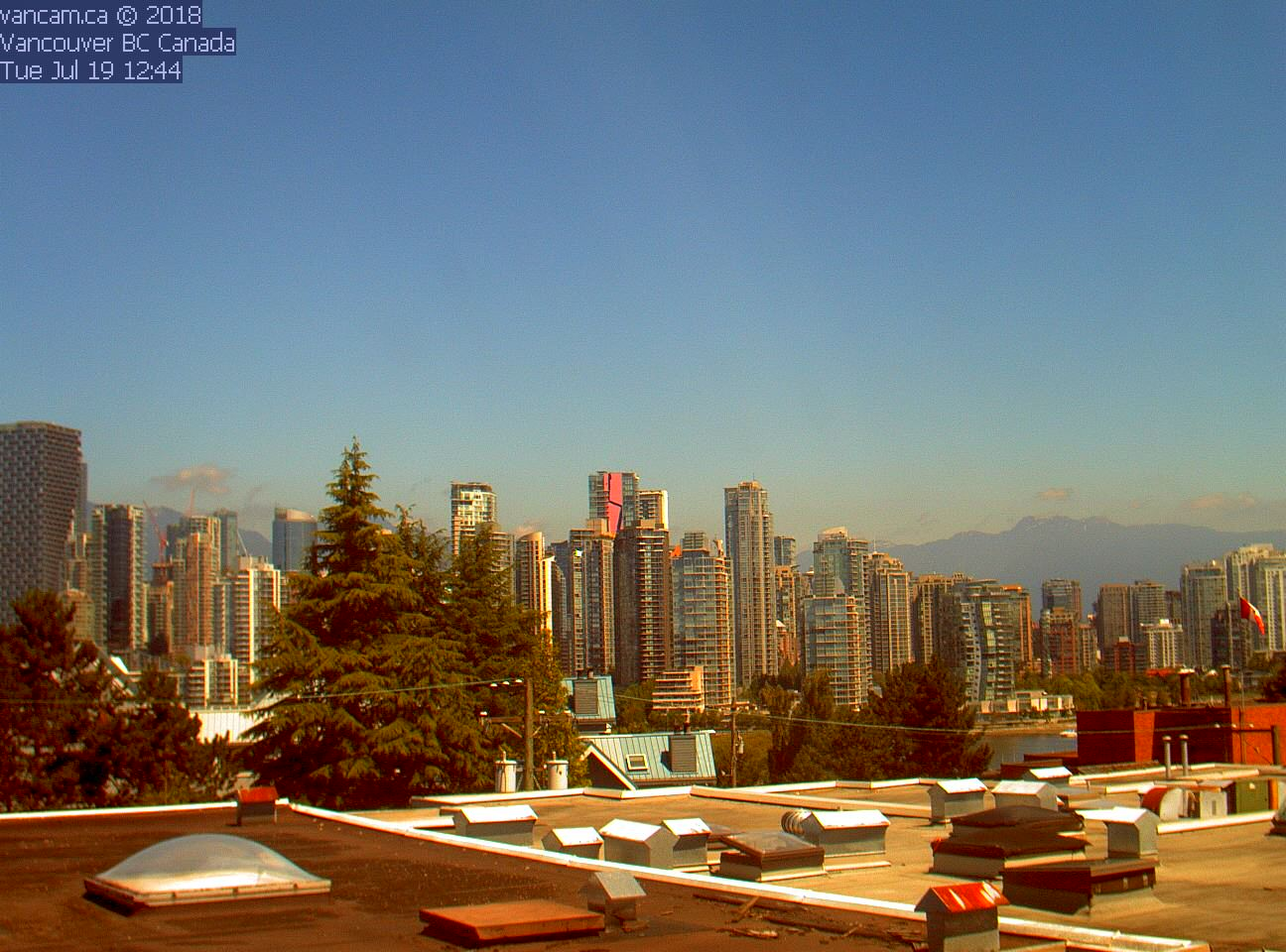 Vancouver Sa. 12:45