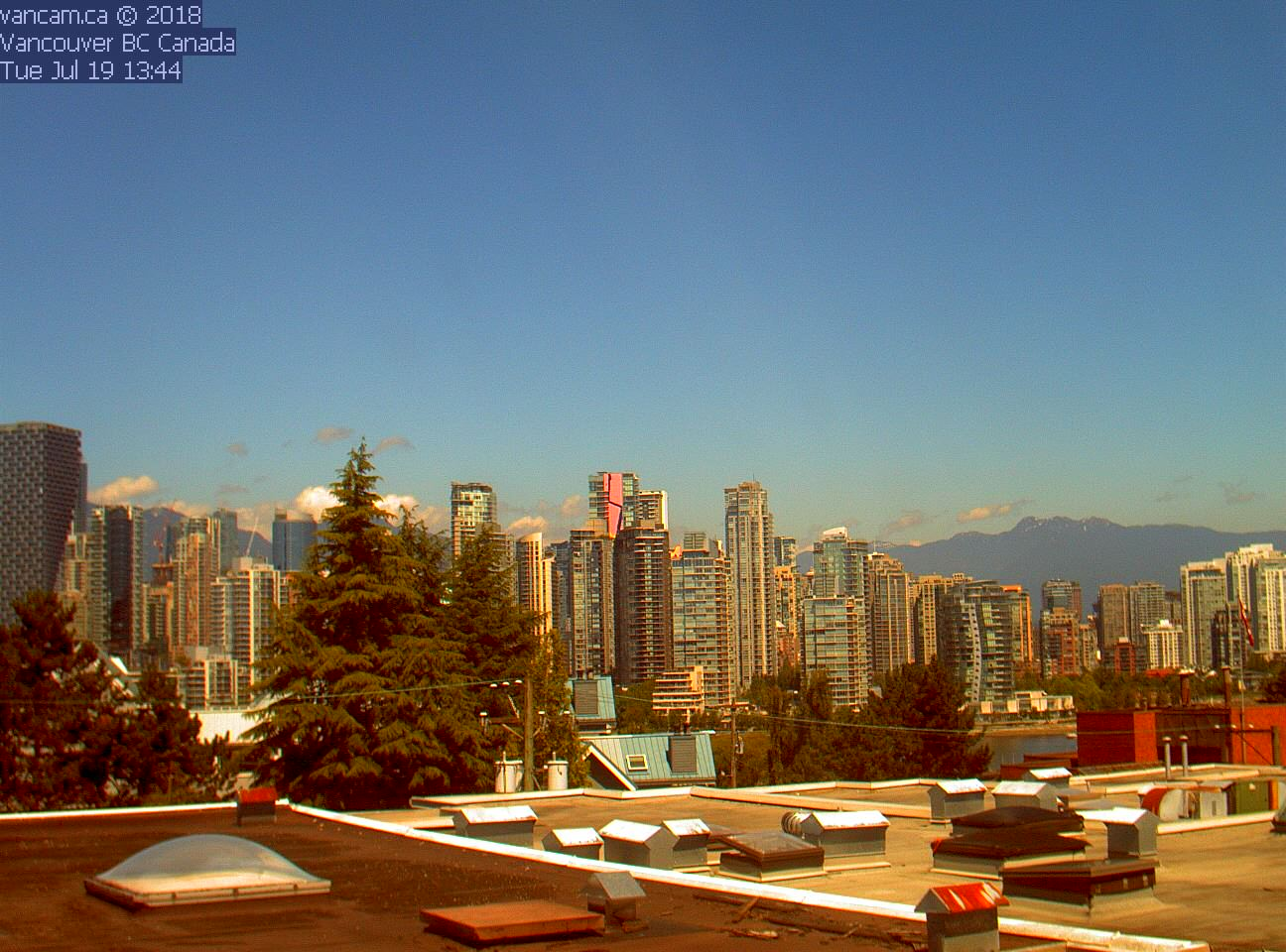 Vancouver Sa. 13:45