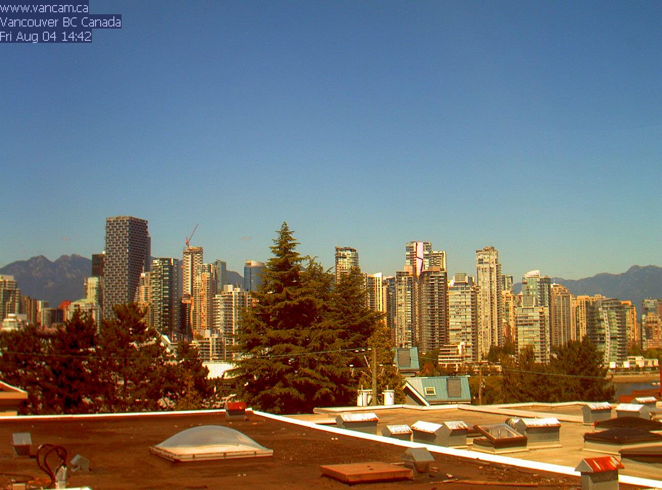 Vancouver Sa. 14:45