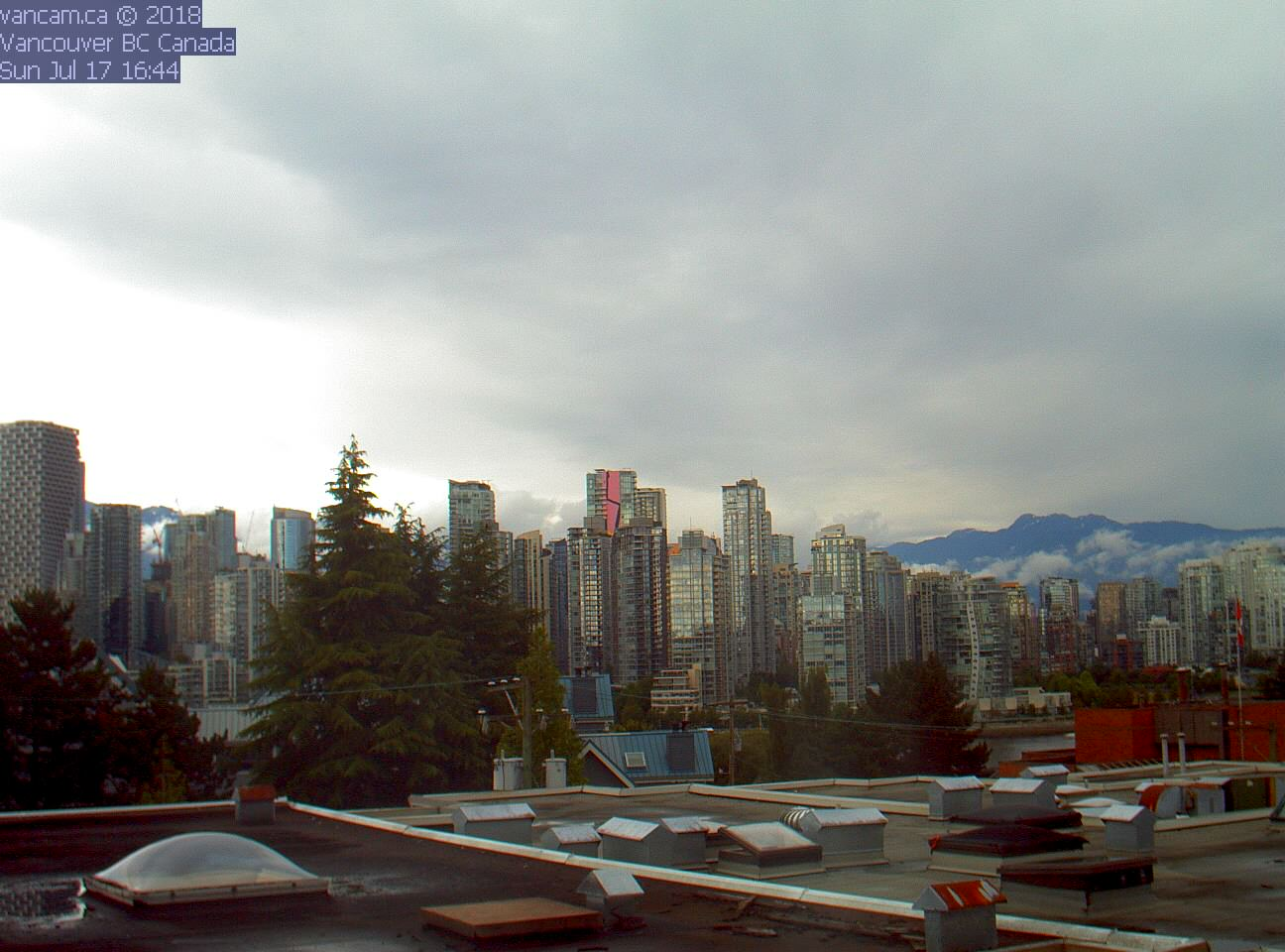 Vancouver Sa. 16:45