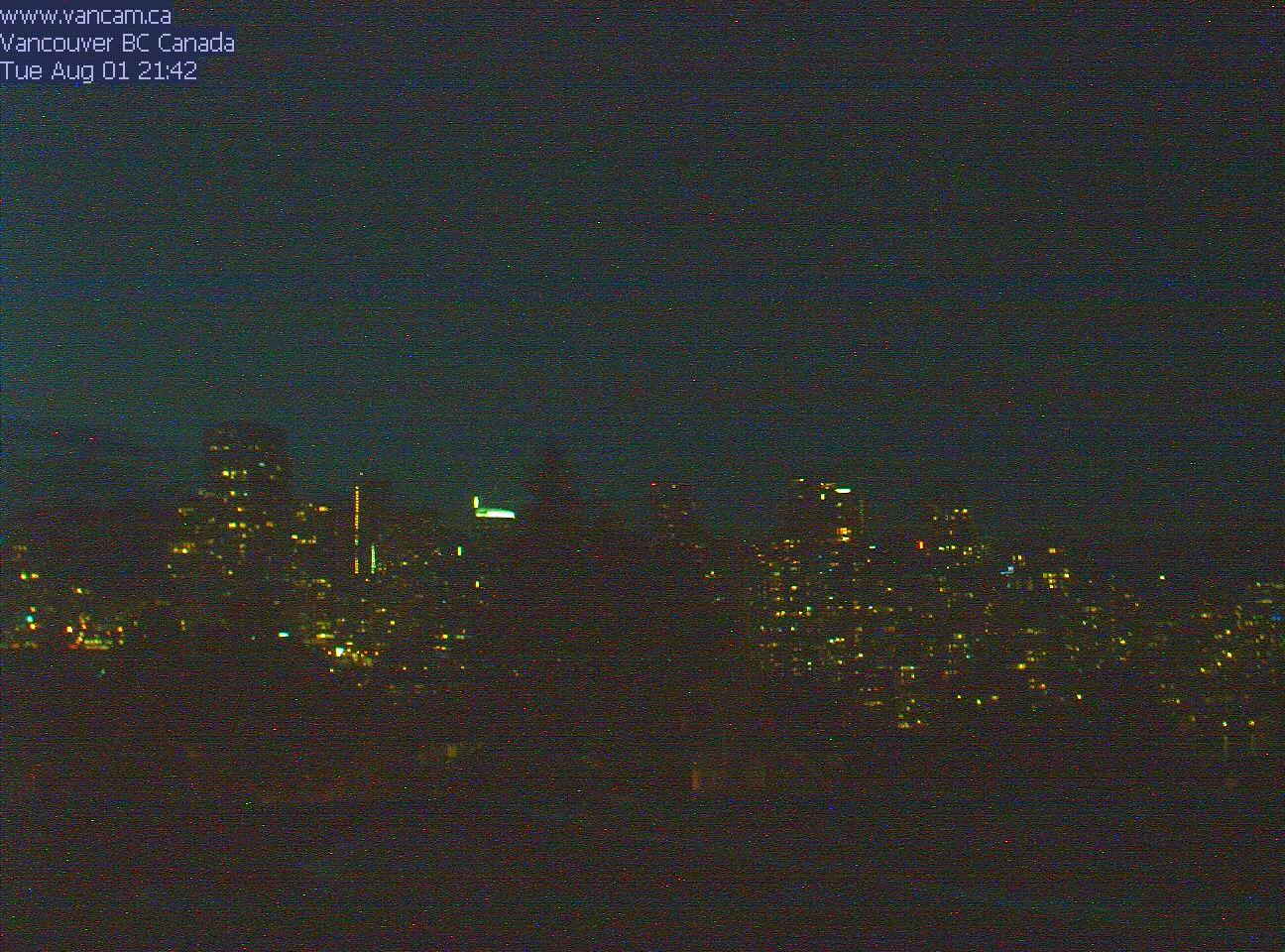 Vancouver Sa. 21:45