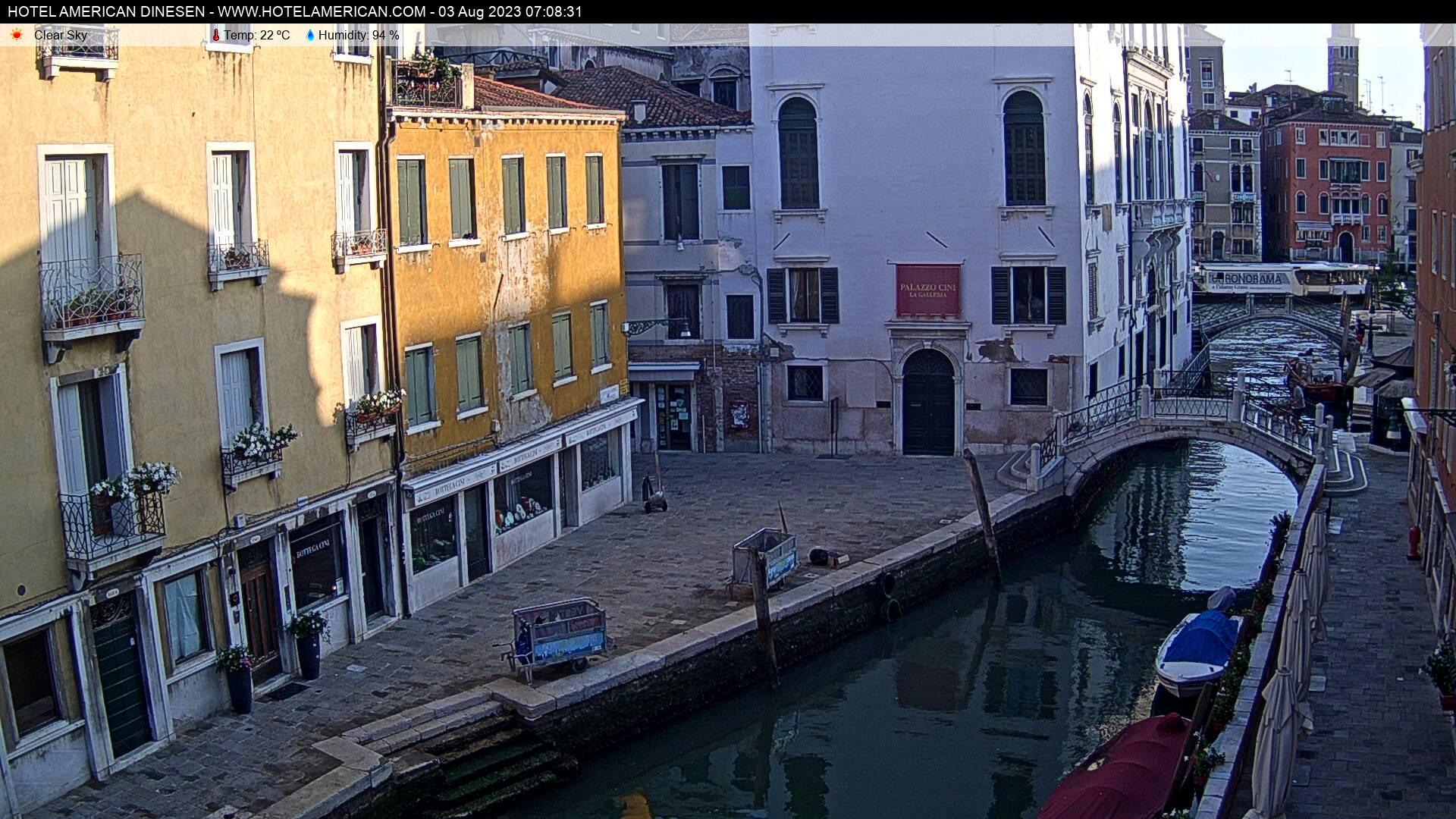 Venedig Sa. 07:08